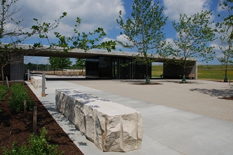 Flight 93 Memorial Plaza, Pennsylvania