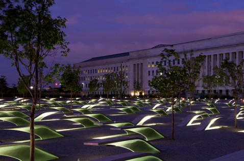 September 11th Pentagon Memorial